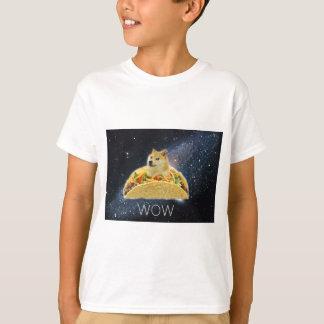 doge space taco meme T-Shirt
