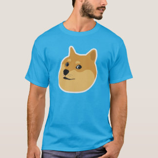 Doge T-shirt very shibe such style
