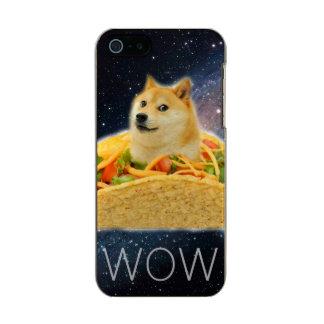 Doge taco - doge-shibe-doge dog-cute doge incipio feather® shine iPhone 5 case