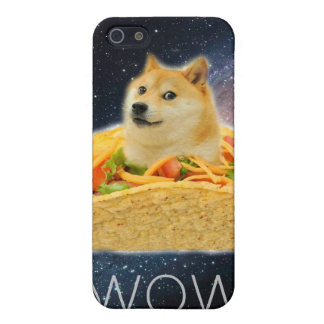 Doge taco - doge-shibe-doge dog-cute doge iPhone 5/5S cases