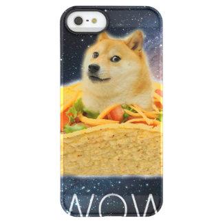 Doge taco - doge-shibe-doge dog-cute doge permafrost® iPhone SE/5/5s case