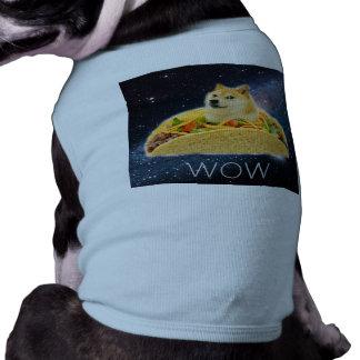 Doge taco - doge-shibe-doge dog-cute doge pet t shirt