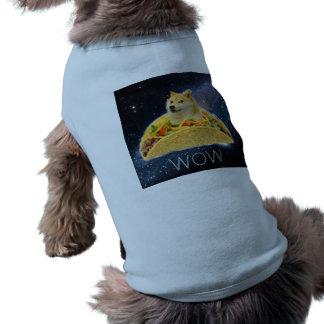 Doge taco - doge-shibe-doge dog-cute doge pet tee shirt