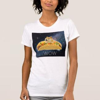 Doge taco - doge-shibe-doge dog-cute doge T-Shirt