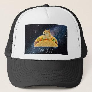 Doge taco - doge-shibe-doge dog-cute doge trucker hat