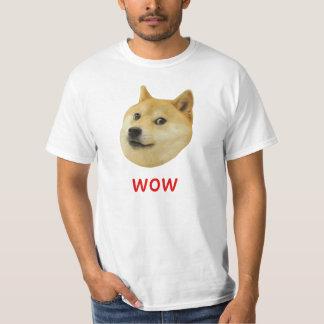 Doge très wow beaucoup de chien un tel Shiba Shibe T-shirts