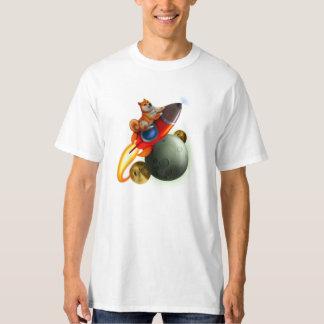 DogeCoin Rocket Ship T-Shirt