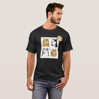 Dogecoin Transform T-Shirt