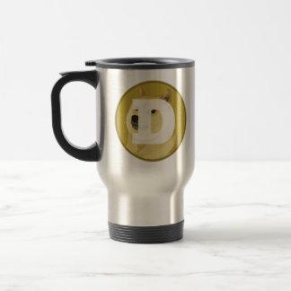 Dogecoin Travel Mug