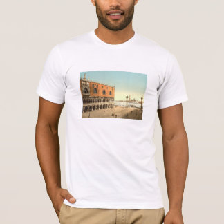Doge's Palace and the Piazzetta, Venice, Italy T-Shirt