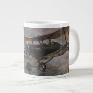 Dogfight 1917 large coffee mug