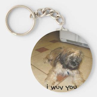 Doggie Designs Keychain