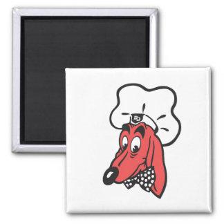 Doggie Diner Magnet