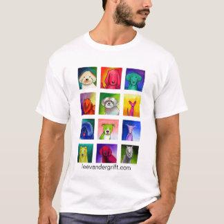 Doggie Dozen, leevandergrift.com T-Shirt