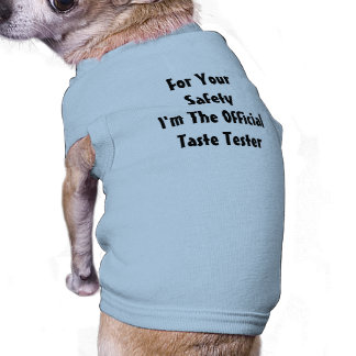 Doggie fun shirt