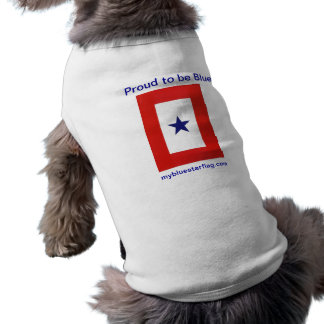 Doggie Ribbed Tank Top Doggie T-shirt