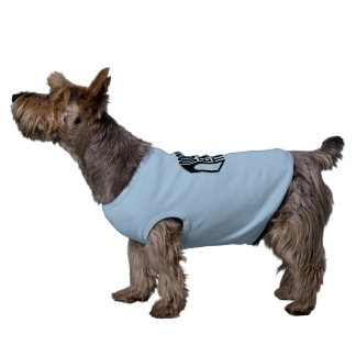 Doggie Ribbed Tank Top - Doghouse Ensemble Theatre Dog Tshirt