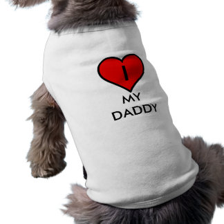 Doggie Ribbed Tank Top/Quote Dog Tee Shirt