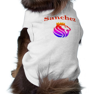 Doggie Sanchez tank-top Shirt