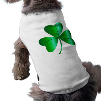 Doggie Sweater wtih Shamrock! Shirt