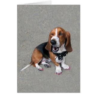 Doggone Cute Card