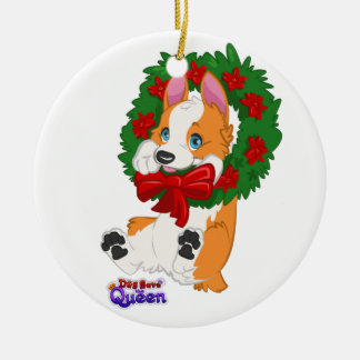 Doggy Decor- Ornament