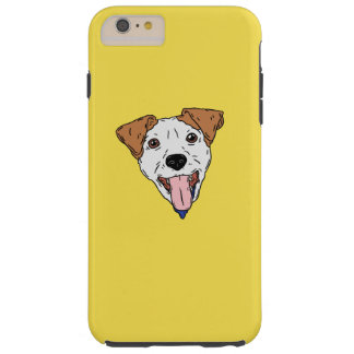 doggy i-phone case by swaptrap