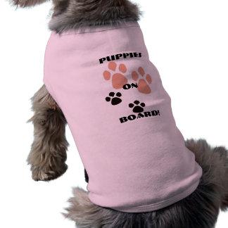 Doggy maternity T shirt Dog T-shirt
