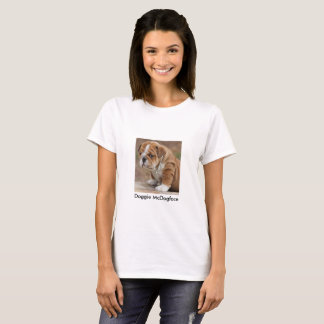 Doggy McDogface Rottweiler T-Shirt