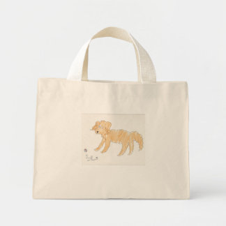 Doggy Mini Tote Bag