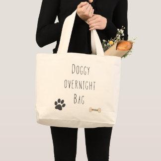 Doggy Overnight Jumbo Bag