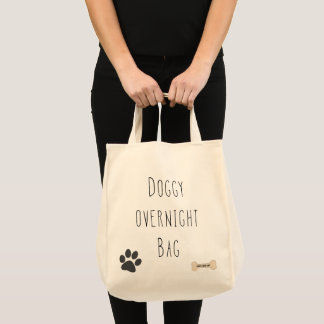 Doggy Overnight Medium Bag