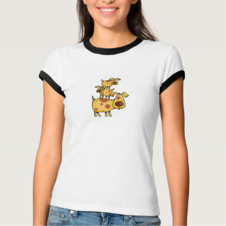 doggy stack T-Shirt