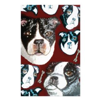doggy stationery