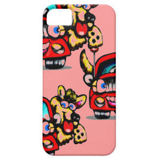 Doggy Walk iPhone 5 Covers