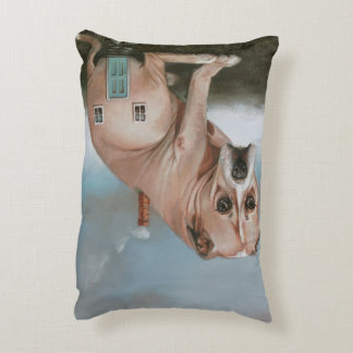 Doghouse Accent Pillow