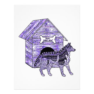 Doghouse Letterhead