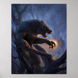 Dogman of Michigan Poster
