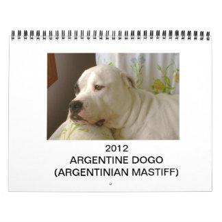 Dogo Calendar
