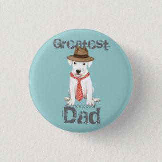 Dogo Dad 1 Inch Round Button