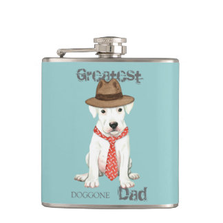 Dogo Dad Hip Flask