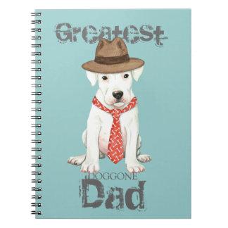 Dogo Dad Notebook