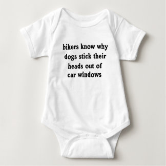 Dogs Ain't Dumb Baby Bodysuit