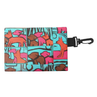 Dogs and Cats Painting Accessories Bags