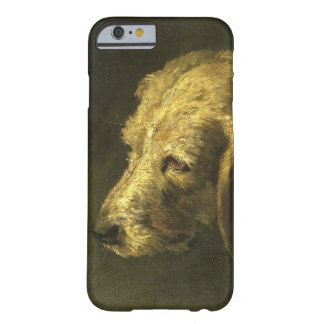 Dog's face barely there iPhone 6 case