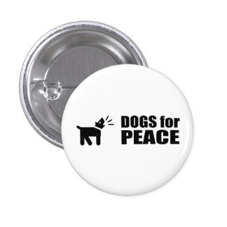 Dogs for Peace Pins