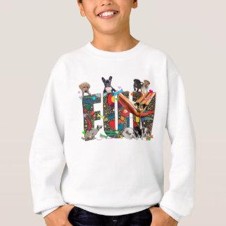 Dogs Having Fun Sweatshirt