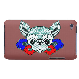 Dog's Head 2 Case-Mate iPod Touch Case