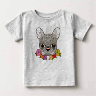 Dog's Head Baby T-Shirt