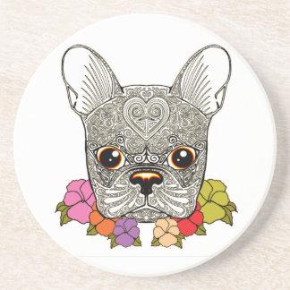 Dog's Head Coaster